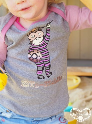 "Plotterdatei ""Pia Pyjama"" online bestellen"