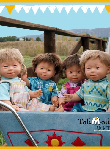 *Theo* Doll with Down Syndrome