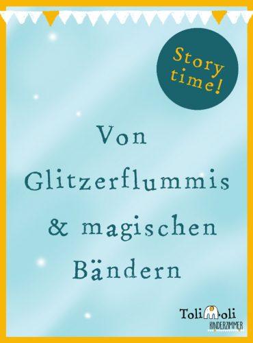 Gratis pdf-Download Geschichte *Von Glitzerflummis und magischen Bändern*
