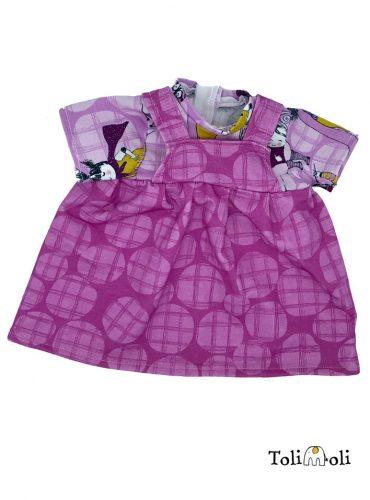 Doll`s clothing: Dress #5
