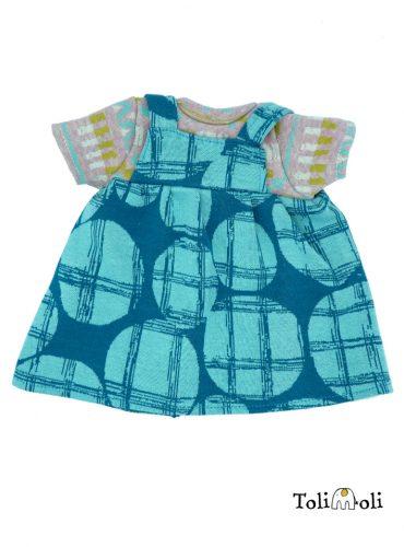 Doll`s clothing: Dress #1